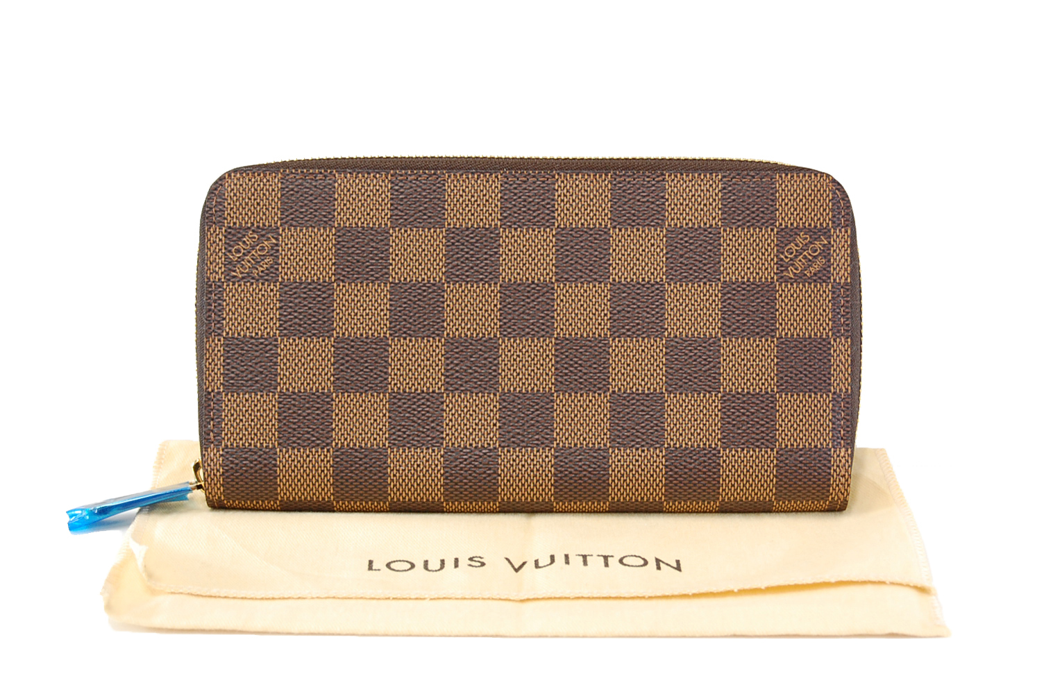 free shipping f248d 72e30 LOUIS VUITTON 【ルイヴィトン】 ラウンドファスナー長財布 店頭 ...