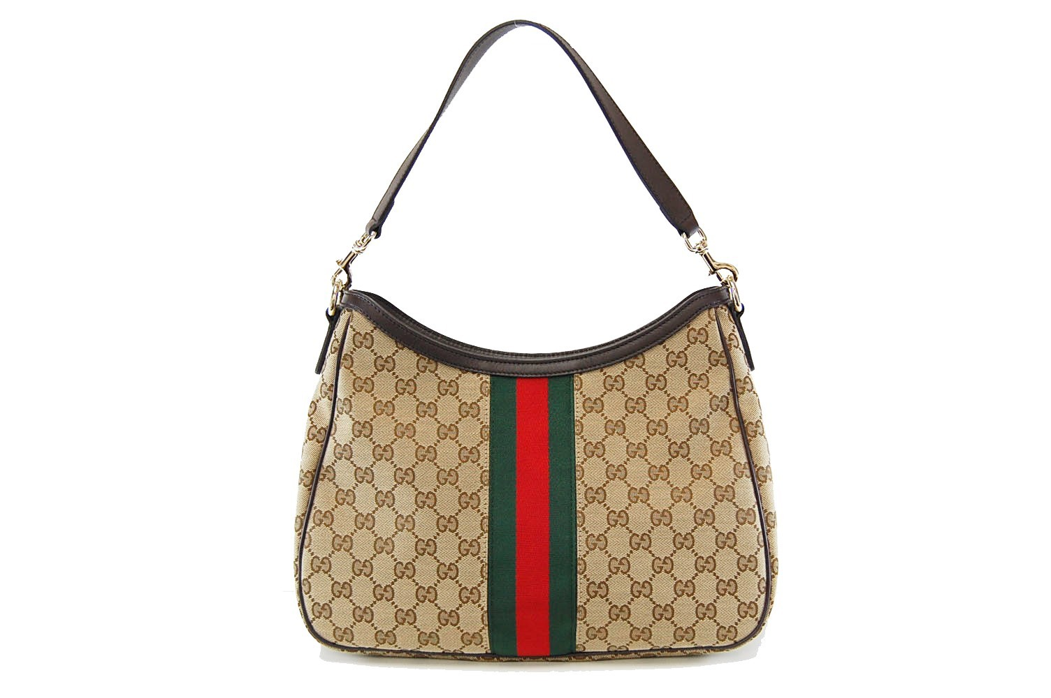 official photos e2d78 a5db5 美品】GUCCI グッチ GG柄 ショルダーバッグ 【中古】買取総合 ...